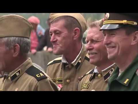 Ветераны ГСВГ УР. Праздник нового урожая Яган Докья.
