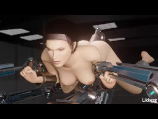 Аликс вэнс alyx vance half-life 2 sex секс