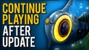 Subnautica How to Play Your Old Save Game After an Update