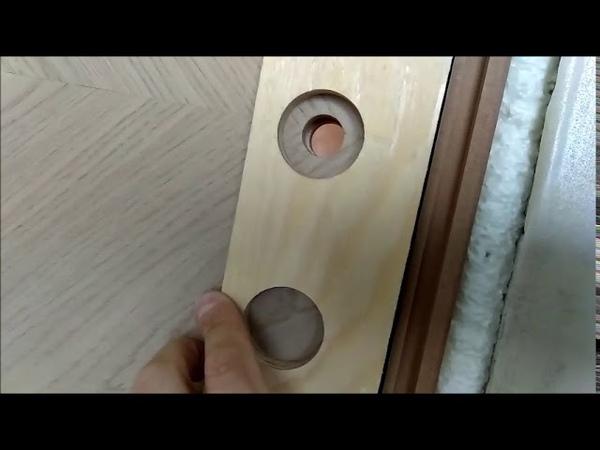 Шаблон кондуктор для ручек Morelli Luxury