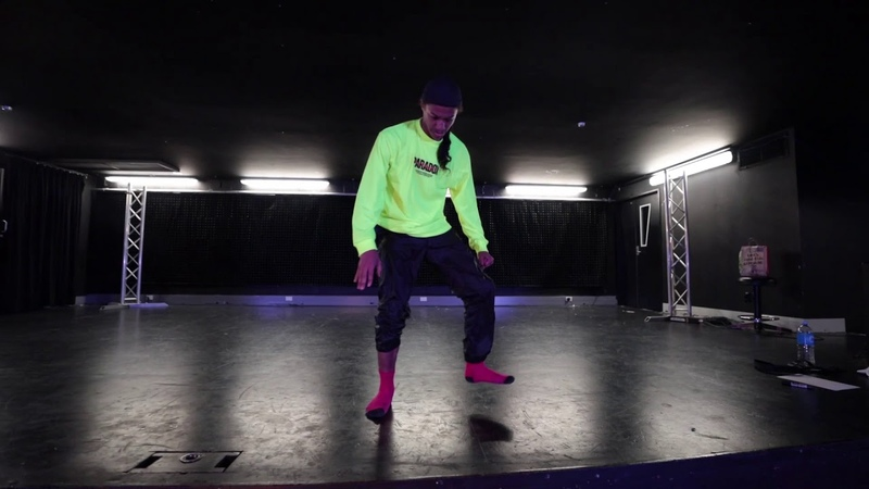 Kevin Paradox | Freestyle Dance Showcase 2019 | Planet Paradox New Zealand