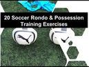20 Soccer Rondo Possession Exercises