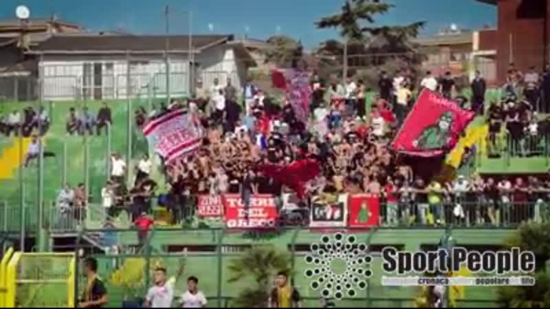 Turris calcio ⚽ ultras tifo tifosi corallini italian ultras
