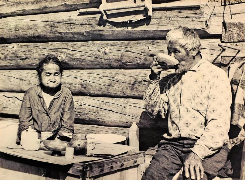«Чаепитие». Фото А.С. Мансурова