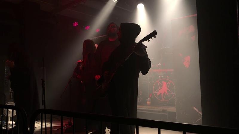 Mortis Mutilati Live 16 12 2018 Alter Druckerei Bad Oeynhausen Deutschland