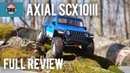 The New Axial SCX10III - Don't call it a Comeback!
