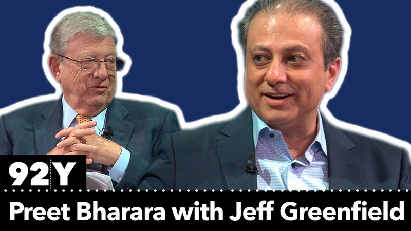Preet Bharara's Doing Justice: In the News with Jeff Greenfield