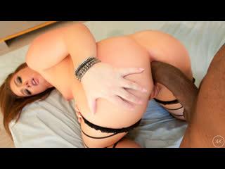 Maddy O'Reilly - Big Booty Slut Ass Devours A BBC    Anal Sex Interracial BBC Doggystyle Brazzers Porn Порно