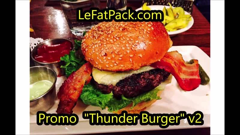 PROMO FatPack - Thunder Burger (v2)