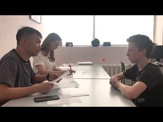Языковые курсы 2019   Сдача экзамена по китайскому