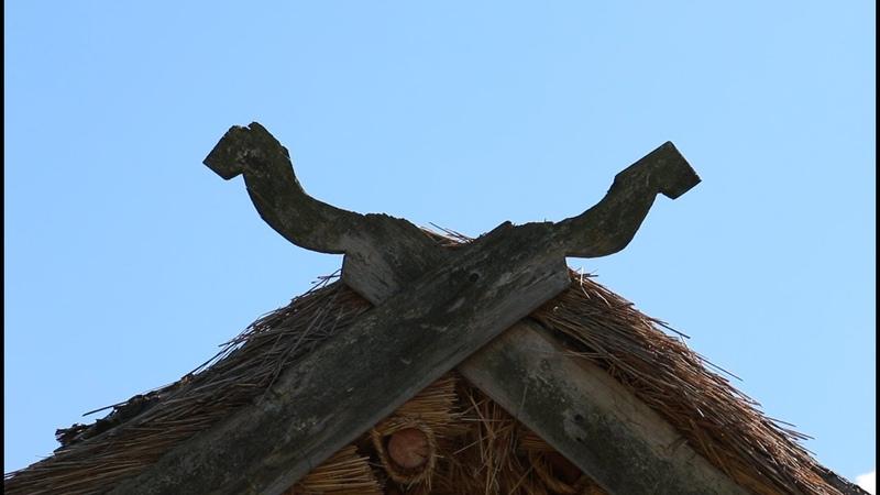 Найдавніше дерев'яне житло України