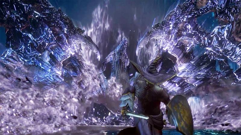 САМЫЙ ОТВРАТИТЕЛЬНЫЙ И КРИВОЙ БОСС ► Dark Souls 3 The Ringed City 7