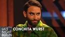 Conchita WURST stiftet Verwirrung: Ehefrau und 2 Kinder?   Late Night Berlin   ProSieben