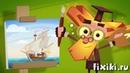 Фиксики - История вещей - Рисунок - обучающий мультфильм для детей 👍🛠