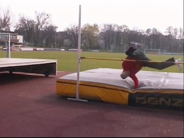 High jump Straddle Teaching Thomas Zacharias Part 1 2