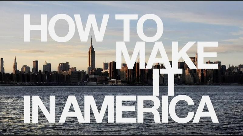 Заставка к сериалу Как добиться успеха в Америке How to Make It in America Opening Credits