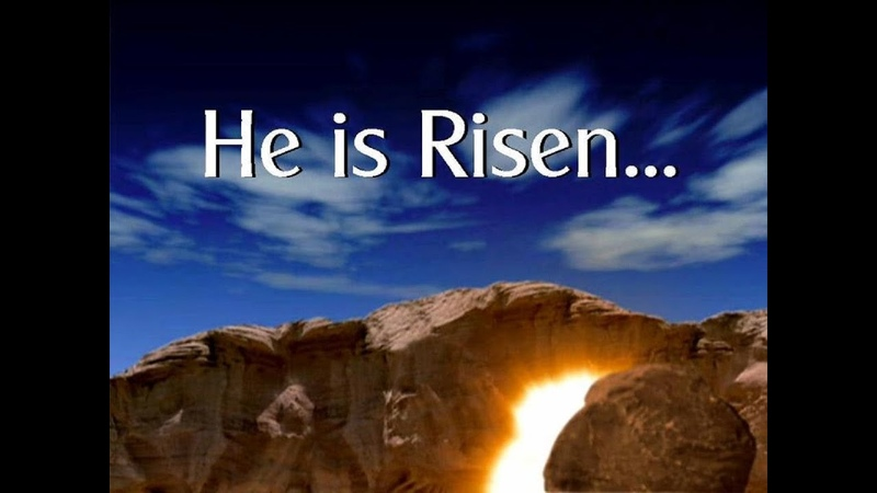 Jesus Christ is Risen Today - Easter Hymn with Lyrics