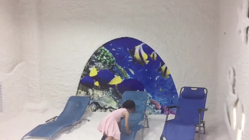 Соляная пещера Тольятти - БРИЗ СОЛЬ