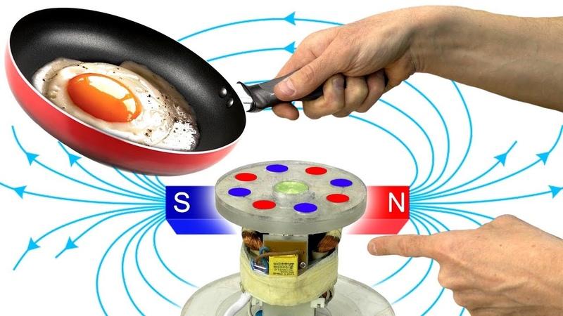 🌑 МАГНИТНЫЙ НАГРЕВАТЕЛЬ Как тебе такое Илон Маск? Magnetic heater free heating Игорь Белецкий