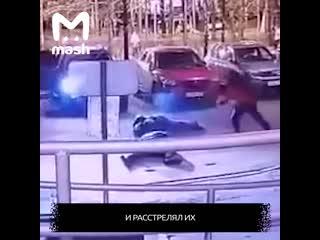 """Убийство главы центра """"Э"""" МВД Ингушетии и его брата в Москве"""