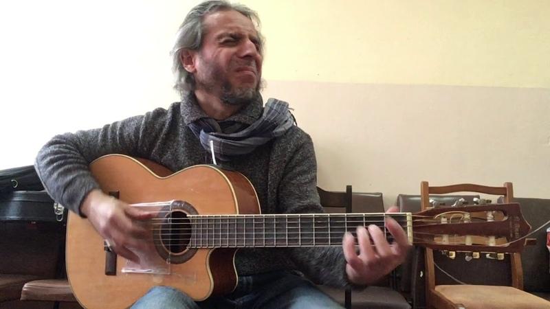 КиШ- Сапоги мертвеца- guitar cover Garri Pat