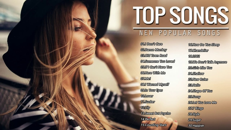 Top 40 Song This Week - Neue Songs 2020 Englische Songs Playlist