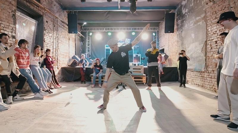 IDD 2019. BATTLES. POPPING PRO. ФИНАЛ. Boogie Bayne vs Андрей Sneik