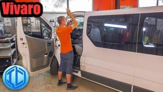 Opel Vivaro на обслуживании | Часть 2