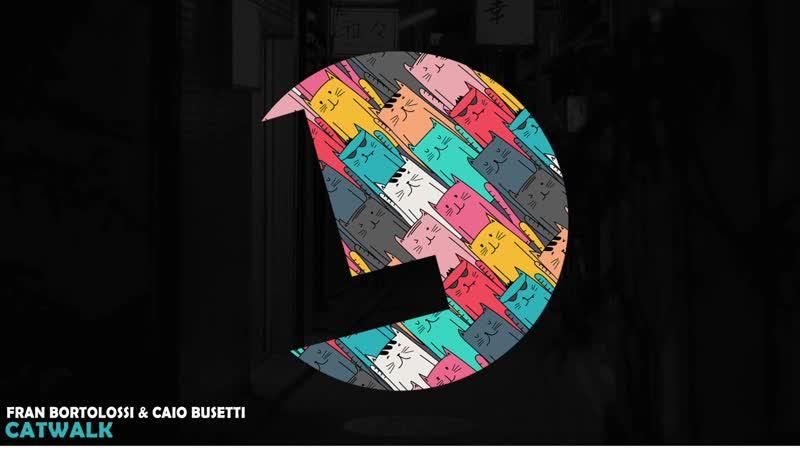 Fran Bortolossi Caio Busetti - Catwalk EP - Loulou recors
