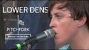 Lower Dens performs I Get Nervous at Pitchfork Music Festival 2012