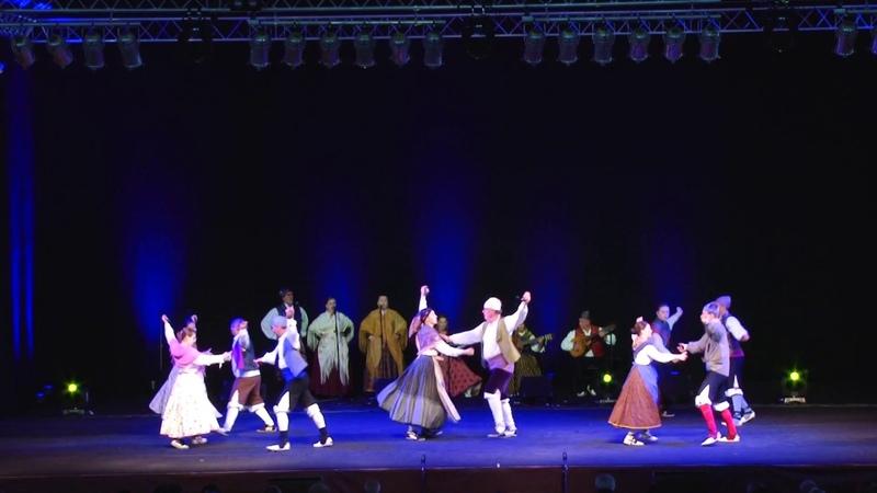 Argonese folk dance: Jota de Aragón
