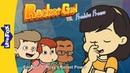 Kids' English Rocket Girl vs Freddie Freeze 1 Roxy's Secret Power Superheros Little Fox Animated Stories