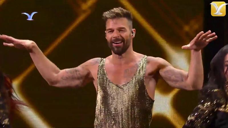 Ricky Martin Vente pa' ca Festival de Viña 2020 VIÑA2020
