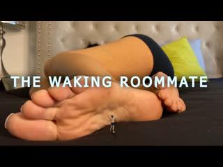 "Giantess mila | ""the waking roommate"" | unaware (trailer)"