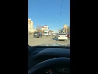 ДТП на Свердловском проспекте