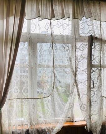 квартира в панельном доме Смольный Буян 24к1