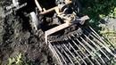 Самодельная картофелекопалка на минитрактор