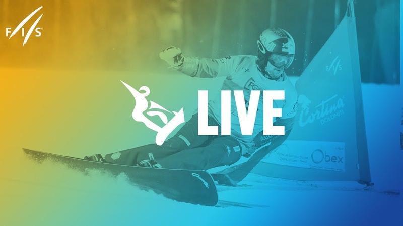 SB Alpine Cortina Parallel Giant Slalom FIS Snowboard