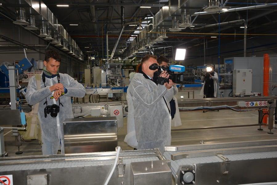 Состоялась анонсированная Рогачуком экскурсия на завод АКБ. Кого-то не позвали, кто-то не пришёл