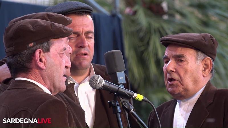 Il Tenore Remunnu e Locu di Bitti alla Cavalcata Sarda 2019