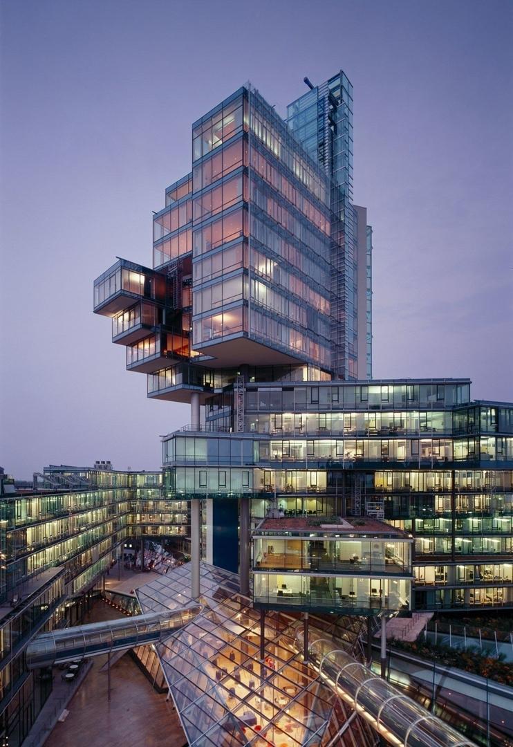 Штаб-квартира банка Nord/LB (Ганновер, Германия)