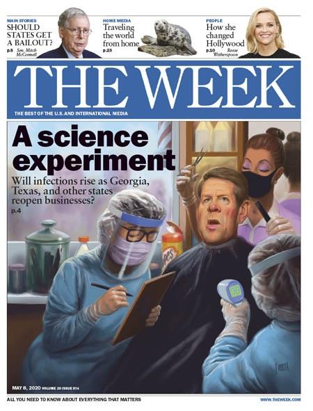 The Week Magazine - 05.16.2020