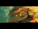 Кунг фу панда 3-Мастер Угвей против Кая