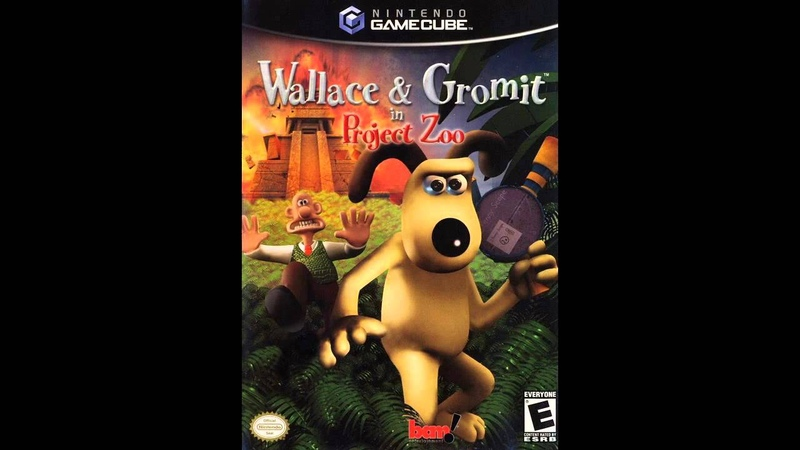Wallace Gromit in Project Zoo OST Diamond-O-Matic ~ The Calm