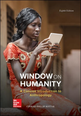 Window on Humanity A Concise Introduction to General Anthropology Ed 8