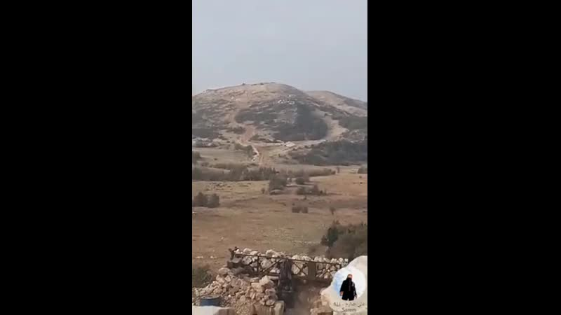 SYRIAN ARMYS FOOTAGE FROM KABANI AXIS IN LATAKIA COUNTRYSIDE 🇸🇾✌
