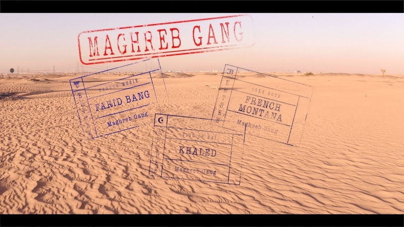FARID BANG x FRENCH MONTANA x KHALED MAGHREB GANG [ official Video ] prod. by Juh-Dee