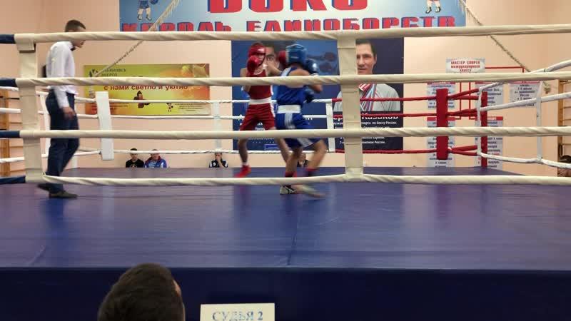 Валерий Панфилов и Иван Перышкин 1 раунд