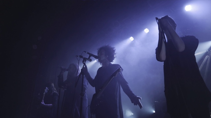 Zeal Ardor - We Never Fall (Live in London at Electric Ballroom 2018)