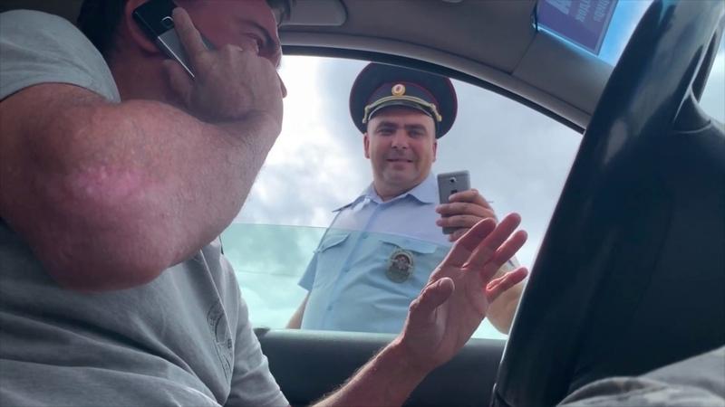 Пост ДПС Большие Чапурники, Волгоград. Потому что мы банда Часть 1